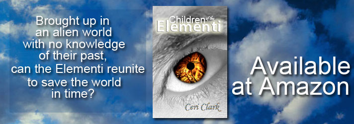 Children of the Elementi published with Fantasy Island Book Publishing