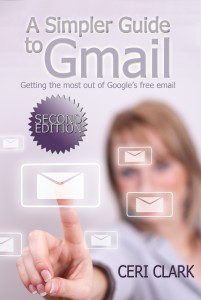 A Simpler Guide to Gmail, Second Edition Cover
