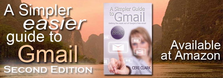 A Simpler Guide to Gmail, Second Edition: Getting the most out of Google&#039;s free email [Kindle &amp; Paperback Editions] are now available!