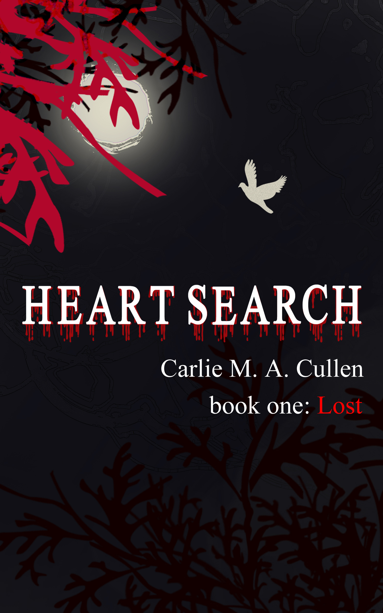 Carlie Cullen&#039;s Heartsearch Blog Tour  Book One: Lost