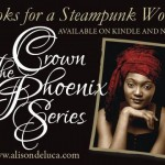 Alison DeLuca's Crown Phoenix Series Blog Tour - The Night Watchman Express