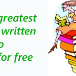 Top 10 of the greatest books to read before you die – and they are free…