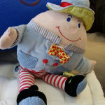 The Nursery Rhyme Song, Humpty Dumpty is driving me crazy!