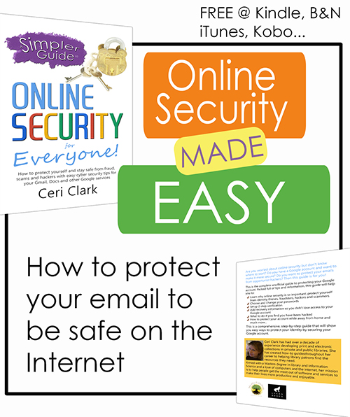 Stay safe online with these online security tips for your Google account