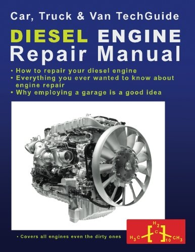 Password Book (Diesel Engine Repair Manual): A discreet internet password organizer (Disguised Password Book Series)