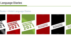 Welsh Diaries added to Amazon
